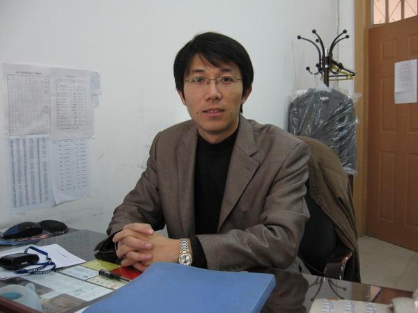 教研处副主任-姚海波